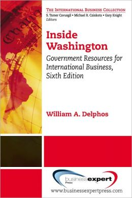 Inside Washington: Government Resources for International Business,