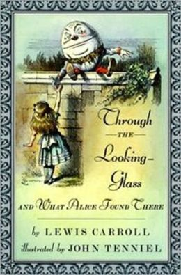 Through the Looking Glass (And What Alice Found There) by Lewis Carroll (Full Version: Maran State Books)