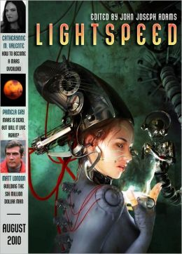 Lightspeed Magazine, August 2010