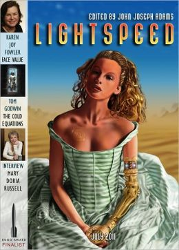 Lightspeed Magazine, July 2011