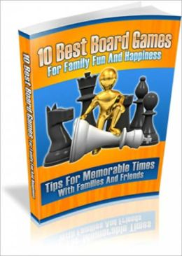 10 Best Board Games For Family Fun And Happines!