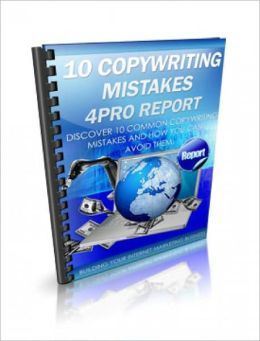 Discover 10 Common Copywriting Mistakes And How You Can Avoid Them