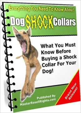 eBook about Dog Shock Collars - What is a