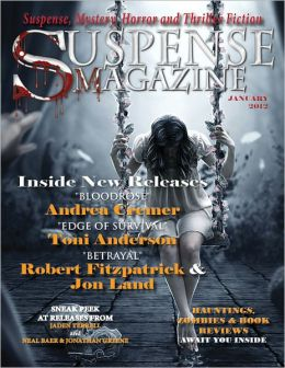 Suspense Magazine January 2012