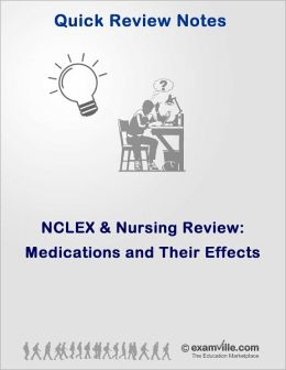 Medications and Their Effects (NCLEX and Nursing Quick Review)