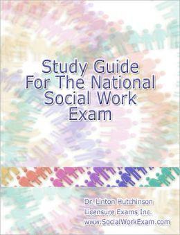 Study Guide for the National Social Work Exam DSM-4