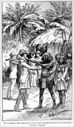 The Story of John G. Paton Told For Young Folk Or Thirty Years Among South Sea Cannibals