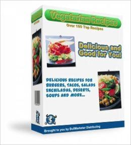 125 Vegetarian recipes
