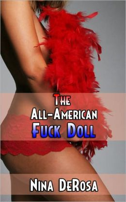 The All-American Fuck Doll (Cheerleader Professor Bondage Erotica)