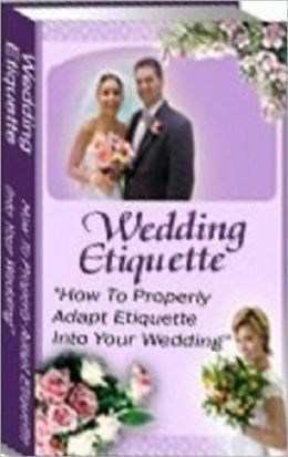 eBook about Wedding Etiquette - Parents' roles and responsibilities
