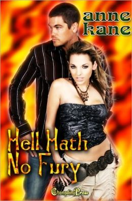 Hell Hath No Fury (Hellhound Detective Agency)