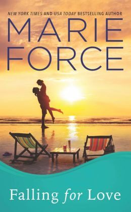 Falling for Love, McCarthys of Gansett Island Series, Book 4