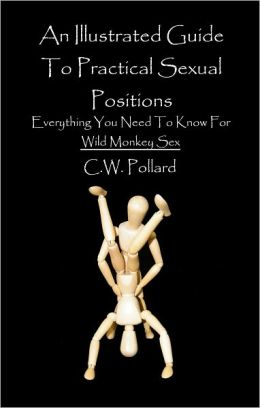An Illustrated Guide To Practical Sexual Positions: Everything You Need To Know For Wild Monkey Sex