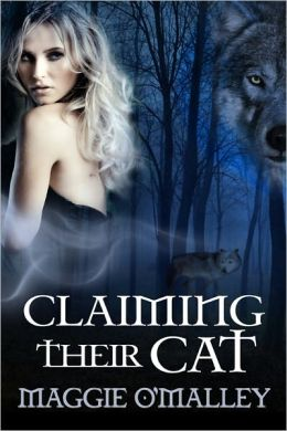 Claiming Their Cat - Werewolf Menage