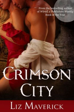 Crimson City (A Paranormal Romance Novel)