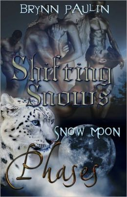 Shifting Snows (Multiple Partner Paranormal Erotic Romance, Phases Series Book Twelve)
