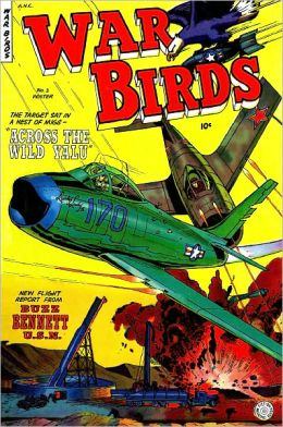 War Birds Number 3 War Comic Book