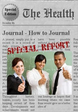 JOURNAL - How to Journal