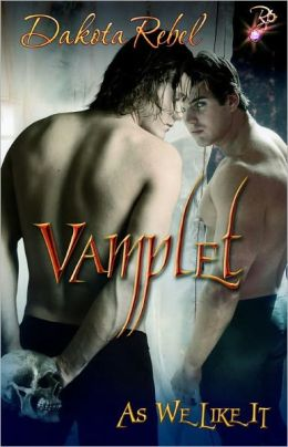 Vamplet (Paranormal Gay Erotic Romance, As We Like It Anthology)