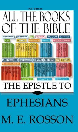 All the books of the Bible:New Testament Edition-Epistle to the Ephesians
