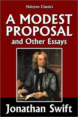 essays by jonathan swift Essays on jonathan swifts gullivers travels - critical essays and papers on jonathan swift.