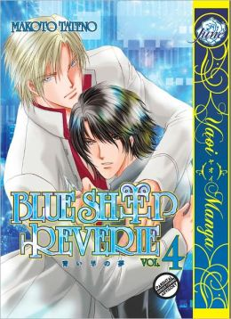 Blue Sheep Reverie 4 (Yaoi Manga) - Nook Color Edition