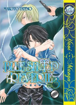 Blue Sheep Reverie Vol. 3 (Yaoi Manga) - Nook Color Edition