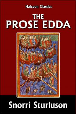 The Prose Edda by Snorri Sturluson