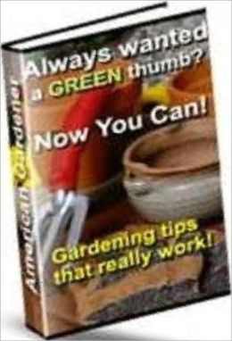 American Gardener Study Guide eBook - Organic,Greenhouses,Japanese Gardens,Fruit,Vegetables...