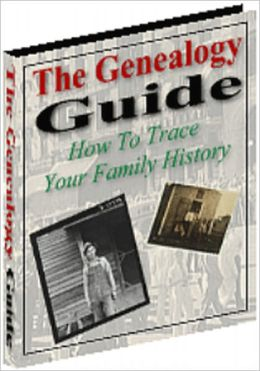 The Genealogy Guide - Today, many of you are eager to trace your own family histories, but you don't know where to start. That's why you need The Genealogy Guide! The Genealogy Guide is like a complete course in tracing family histories.