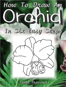 How To Draw An Orchid In Six Easy Steps