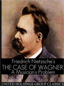 nietzsche the case of wagner pdf
