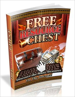 Free Resource Chest - Discover The Many Treasures In The Internet