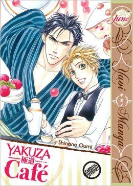Yakuza Café (Yaoi Manga) - Nook Edition