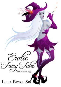 Erotic Fairy Tales Volumes 1-5