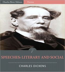 Speeches: Literary and Social (Illustrated)