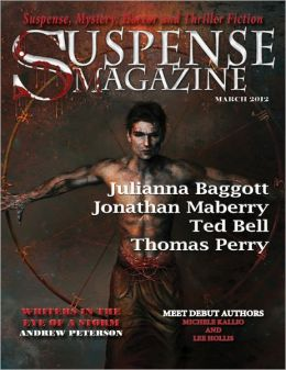 Suspense Magazine March 2012