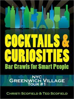 Cocktails & Curiosities New York City - Greenwich Village Tour #1