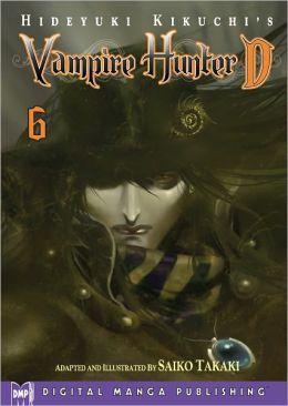 Hideyuki Kikuchi's Vampire Hunter D Vol. 6 (manga) (Part 2 of 2) - Nook Color Edition