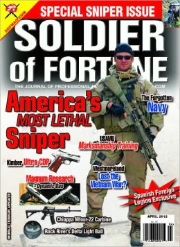 Soldier of Fourtune - April 2012