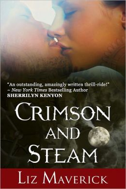 Crimson & Steam (A Paranormal Romance Novel)