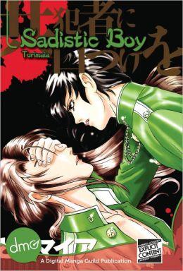 Sadistic Boy (Yaoi Manga) - Nook Color Edition