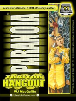 PARANOIA Y1 Traitor Hangout