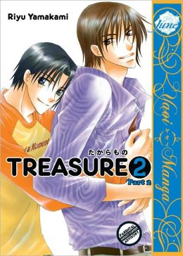Treasure vol.2 Part2 (Yaoi Manga) - Nook Color Edition