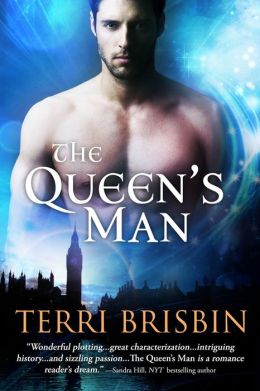 The Queen's Man - a time travel romance novel