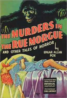 The Murders in the Rue Morgue: A Mystery/Detective, Short Story Classic By Edgar Alan Poe!
