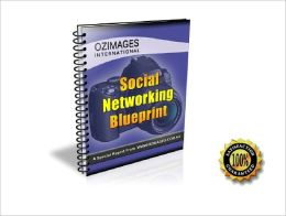 Social Networking Blueprint - Step-By-Step Blueprint For Marketing Any Business Using Social Web Applications! AAA+++