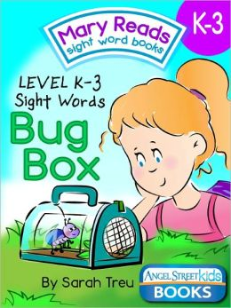 Mary Reads Sight Word Books K-3 - Bug Box