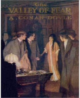The Valley of Fear(Sherlock Holmes)