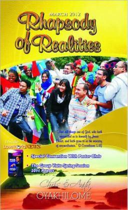 Rhapsody of Realities - March 2012